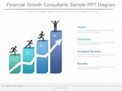 Financial Growth Consultants Sample Ppt Diagram
