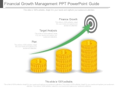 Financial Growth Management Ppt Powerpoint Guide