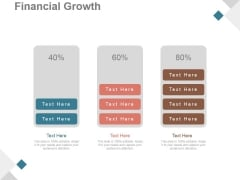 Financial Growth Ppt PowerPoint Presentation Layout