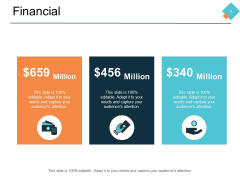Financial Icon Marketing Ppt PowerPoint Presentation Styles Inspiration