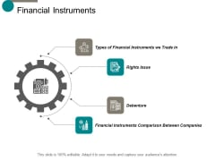 Financial Instruments Ppt Powerpoint Presentation File Aids