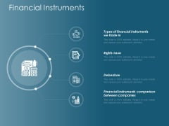 Financial Instruments Rights Issue Ppt Powerpoint Presentation Layouts Visual Aids