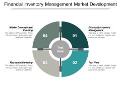 Financial Inventory Management Market Development Funding Research Marketing Ppt PowerPoint Presentation Professional Template