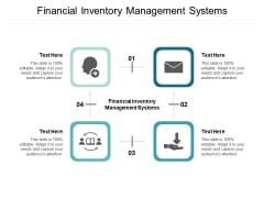 Financial Inventory Management Systems Ppt PowerPoint Presentation Icon Styles Cpb