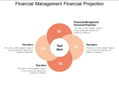 Financial Management Financial Projection Ppt PowerPoint Presentation Styles Template Cpb