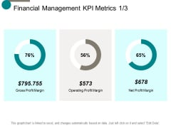Financial Management Kpi Metrics Management Ppt Powerpoint Presentation Outline Themes