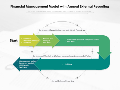Financial Management Model With Annual External Reporting Ppt PowerPoint Presentation Model Design Templates PDF