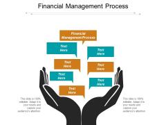 Financial Management Process Ppt PowerPoint Presentation Infographics Graphics