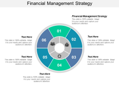 Financial Management Strategy Ppt PowerPoint Presentation Gallery Format Ideas