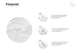 Financial Marketing Ppt PowerPoint Presentation Gallery Smartart