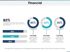 Financial Marketing Ppt PowerPoint Presentation Professional Diagrams