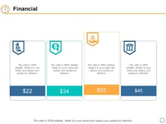 Financial Marketing Ppt PowerPoint Presentation Show Files