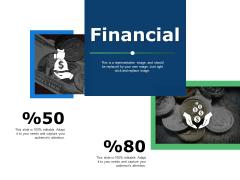 Financial Marketing Ppt Powerpoint Presentation Slides Layout