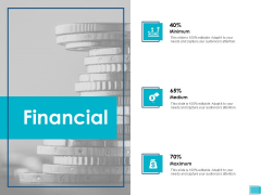Financial Medium Marketing Ppt PowerPoint Presentation Outline Objects