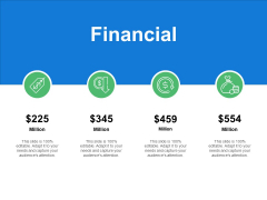 Financial Millon Ppt PowerPoint Presentation Infographics Templates