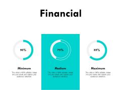 Financial Minimum Maximum Ppt PowerPoint Presentation Pictures Templates