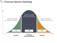 Financial Network Marketing Ppt PowerPoint Presentation Layouts Outline Cpb