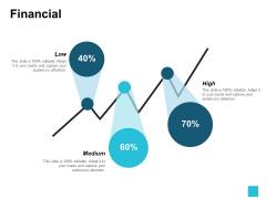 Financial Percentage Business Ppt PowerPoint Presentation Ideas