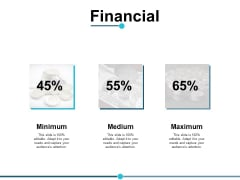 Financial Percentage Ppt PowerPoint Presentation Icon Templates