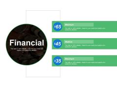 Financial Percentage Ppt PowerPoint Presentation Ideas Professional