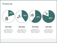 Financial Percentage Ppt PowerPoint Presentation Ideas Shapes