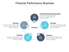 Financial Performance Business Ppt PowerPoint Presentation Inspiration Slide Portrait Cpb