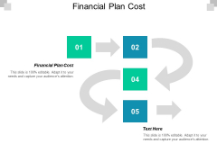 Financial Plan Cost Ppt PowerPoint Presentation Styles Microsoft Cpb