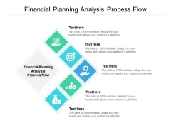 Financial Planning Analysis Process Flow Ppt PowerPoint Presentation Summary Portfolio Cpb