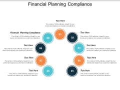 Financial Planning Compliance Ppt PowerPoint Presentation Infographic Template Professional Cpb