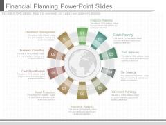 Financial Planning Powerpoint Slides