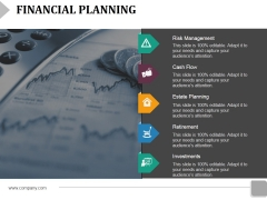 Financial Planning Ppt PowerPoint Presentation Model Demonstration
