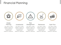 Financial Planning Ppt PowerPoint Presentation Portfolio