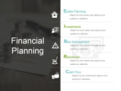 Financial Planning Ppt Powerpoint Presentation Styles Guidelines