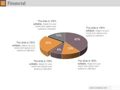 Financial Ppt PowerPoint Presentation Deck