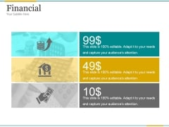 Financial Ppt PowerPoint Presentation Designs Download