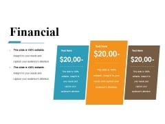 Financial Ppt PowerPoint Presentation File Display