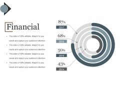 Financial Ppt PowerPoint Presentation File Slide