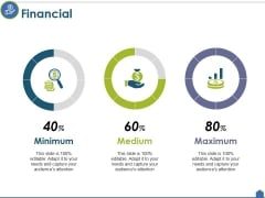 Financial Ppt PowerPoint Presentation Gallery Display