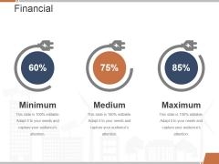 Financial Ppt PowerPoint Presentation Gallery Master Slide