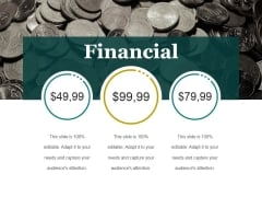 Financial Ppt PowerPoint Presentation Guidelines