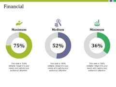 Financial Ppt PowerPoint Presentation Icon Graphics Example