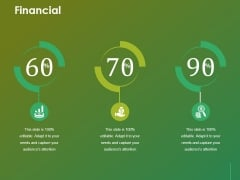 Financial Ppt Powerpoint Presentation Ideas Example