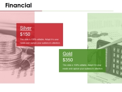 Financial Ppt PowerPoint Presentation Ideas Grid