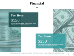 Financial Ppt PowerPoint Presentation Infographics Clipart
