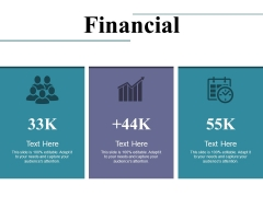 Financial Ppt PowerPoint Presentation Infographics Demonstration