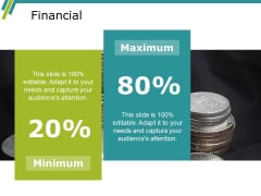 Financial Ppt PowerPoint Presentation Infographics Templates