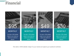 Financial Ppt PowerPoint Presentation Introduction