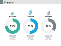 Financial Ppt PowerPoint Presentation Layouts Example