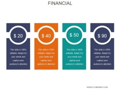 Financial Ppt PowerPoint Presentation Microsoft