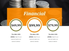 Financial Ppt PowerPoint Presentation Model Graphic Tips